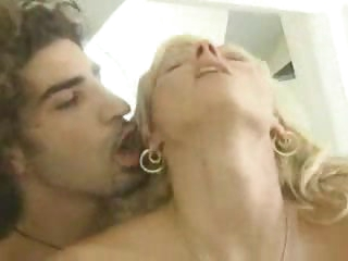 Big cock slips into her dripping wet pussy